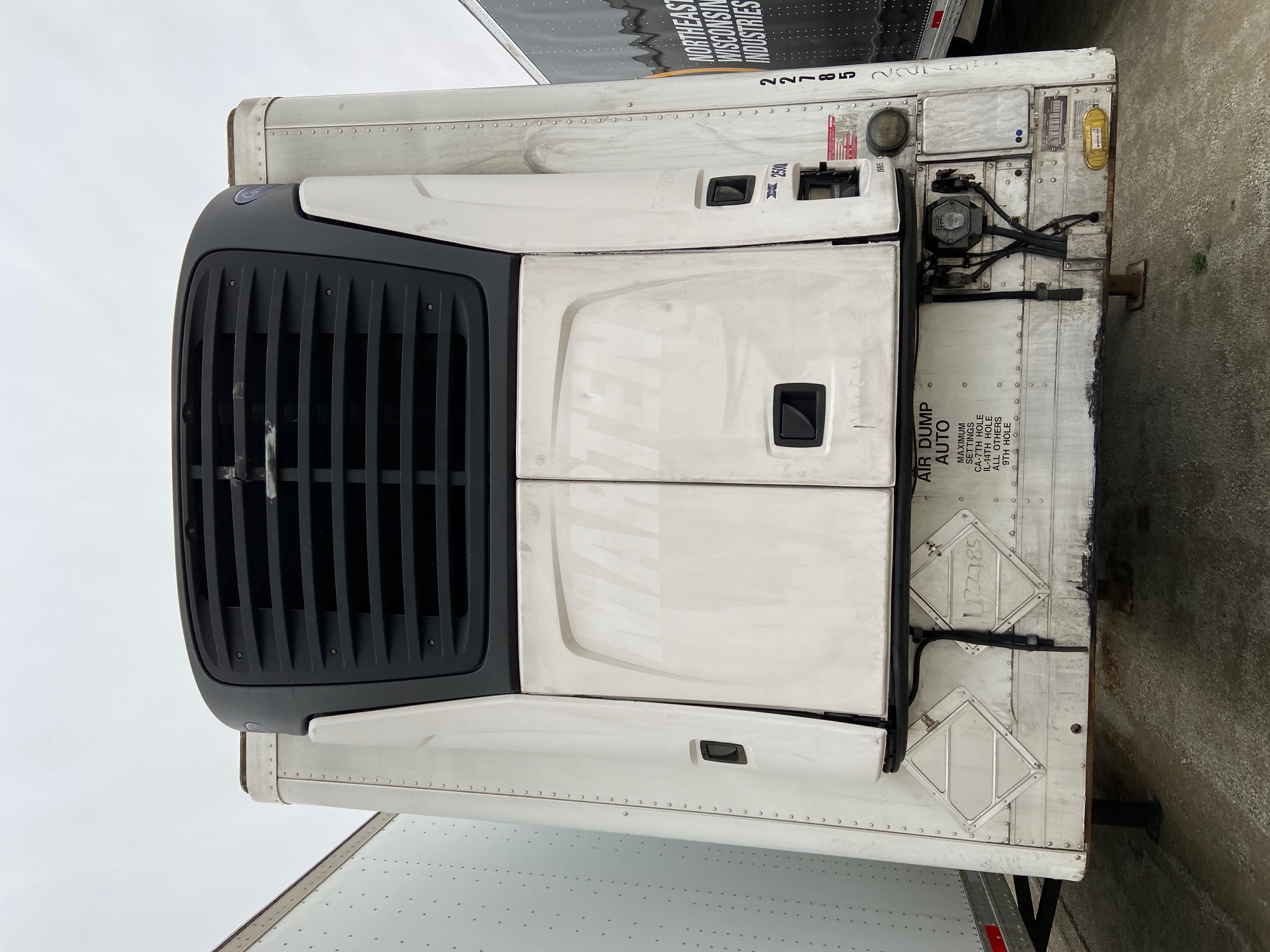 2012 UTILITY REEFER (USED Trailer)