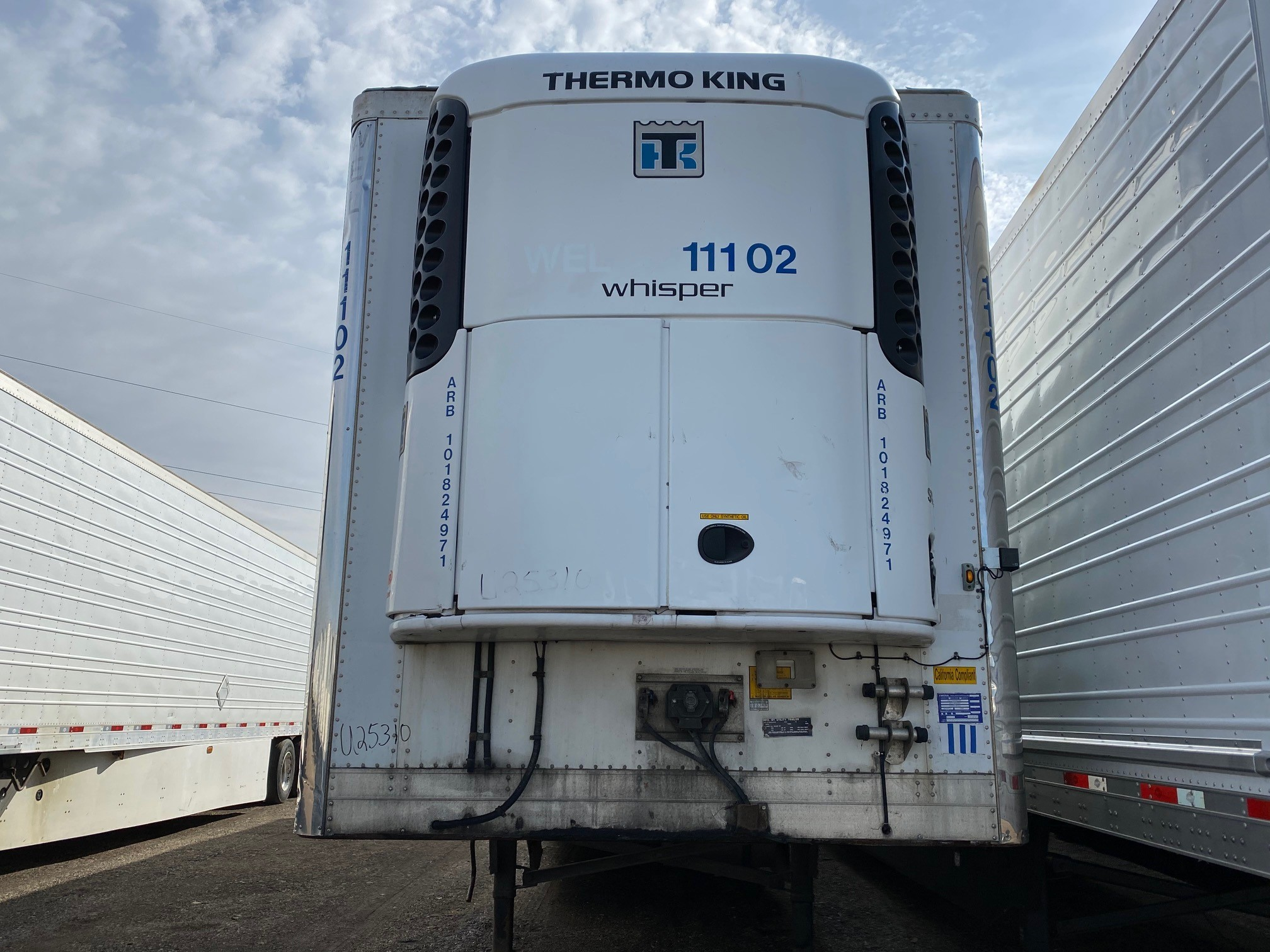 2011 UTILITY REEFER (USED Trailer)