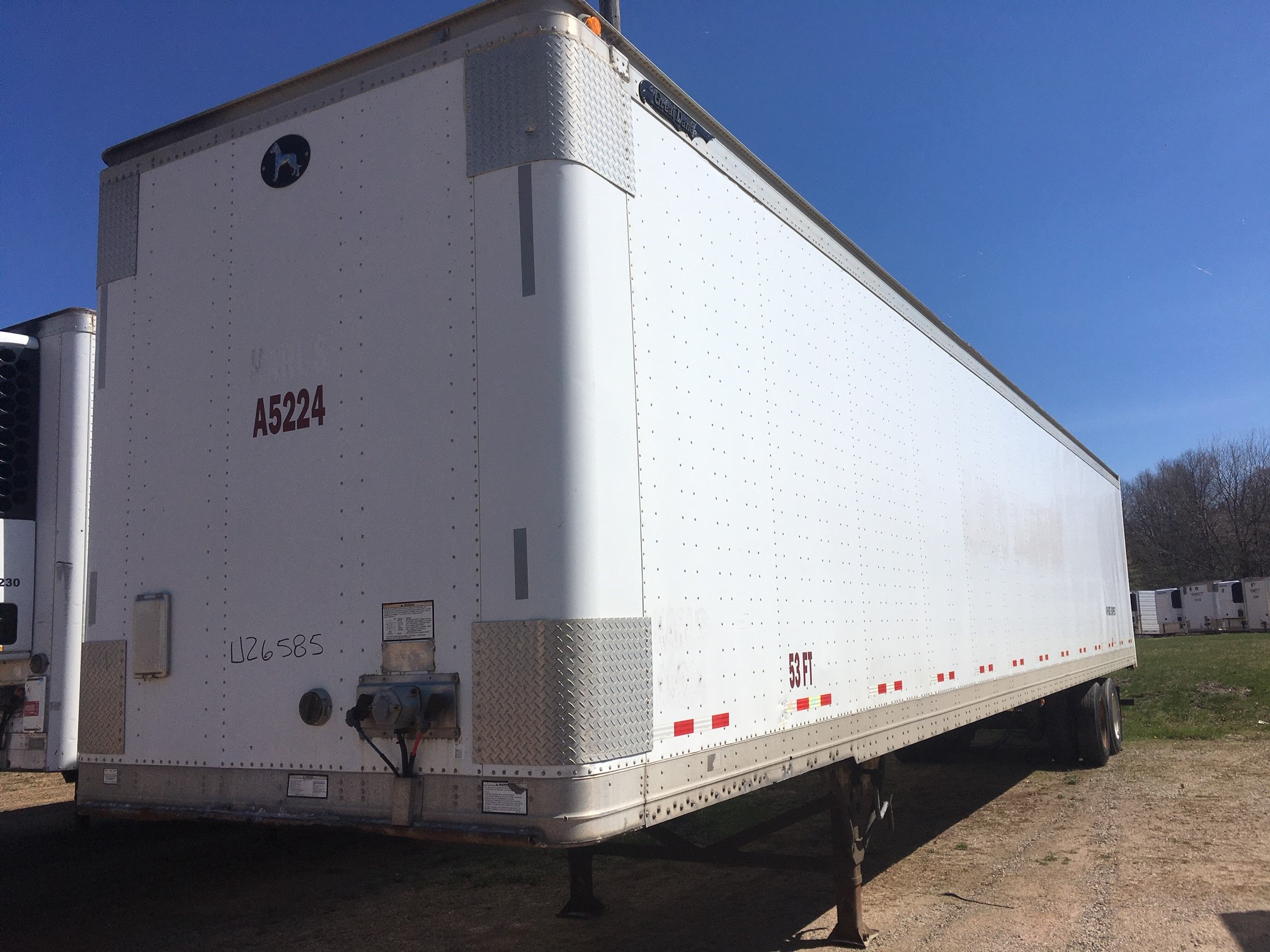 2009 GREAT DANE DRY VAN (USED Trailer)