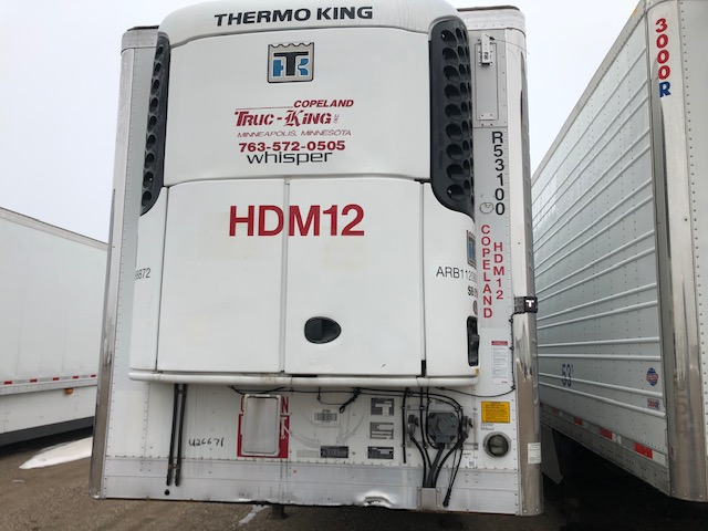 2010 UTILITY REEFER (USED Trailer)