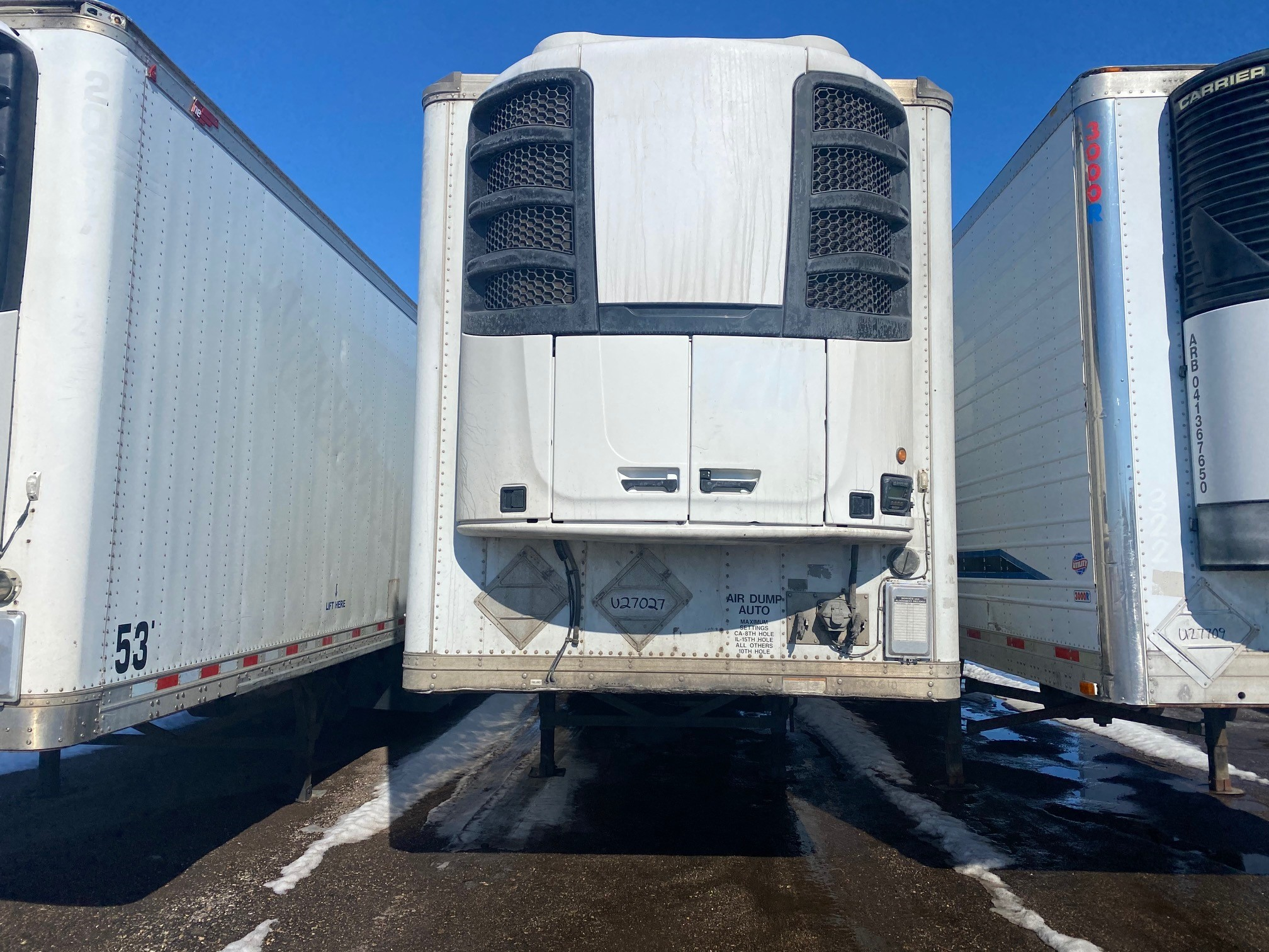 2014 GREAT DANE REEFER (USED Trailer)