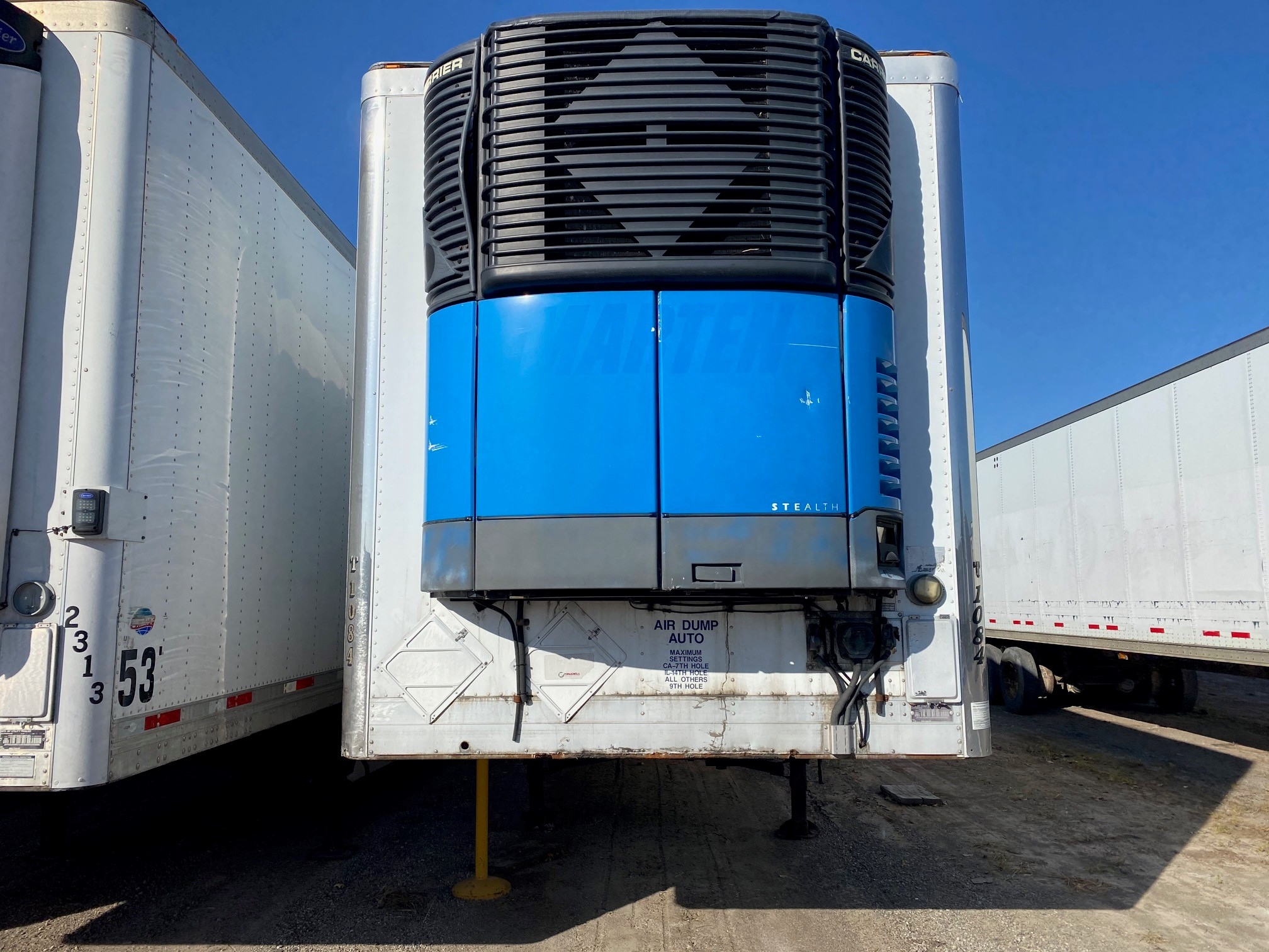 2005 UTILITY REEFER (USED Trailer)