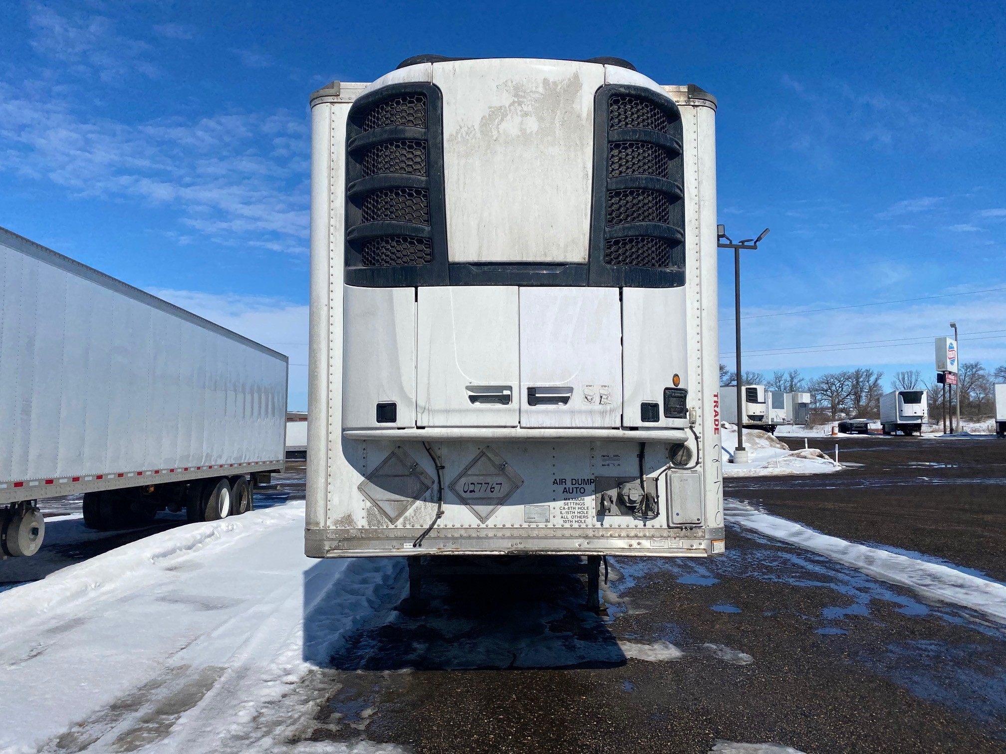 2015 GREAT DANE REEFER (USED Trailer)