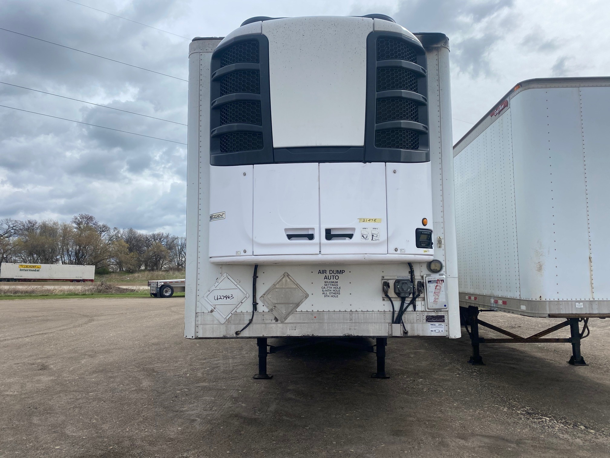 2015 UTILITY REEFER (USED Trailer)
