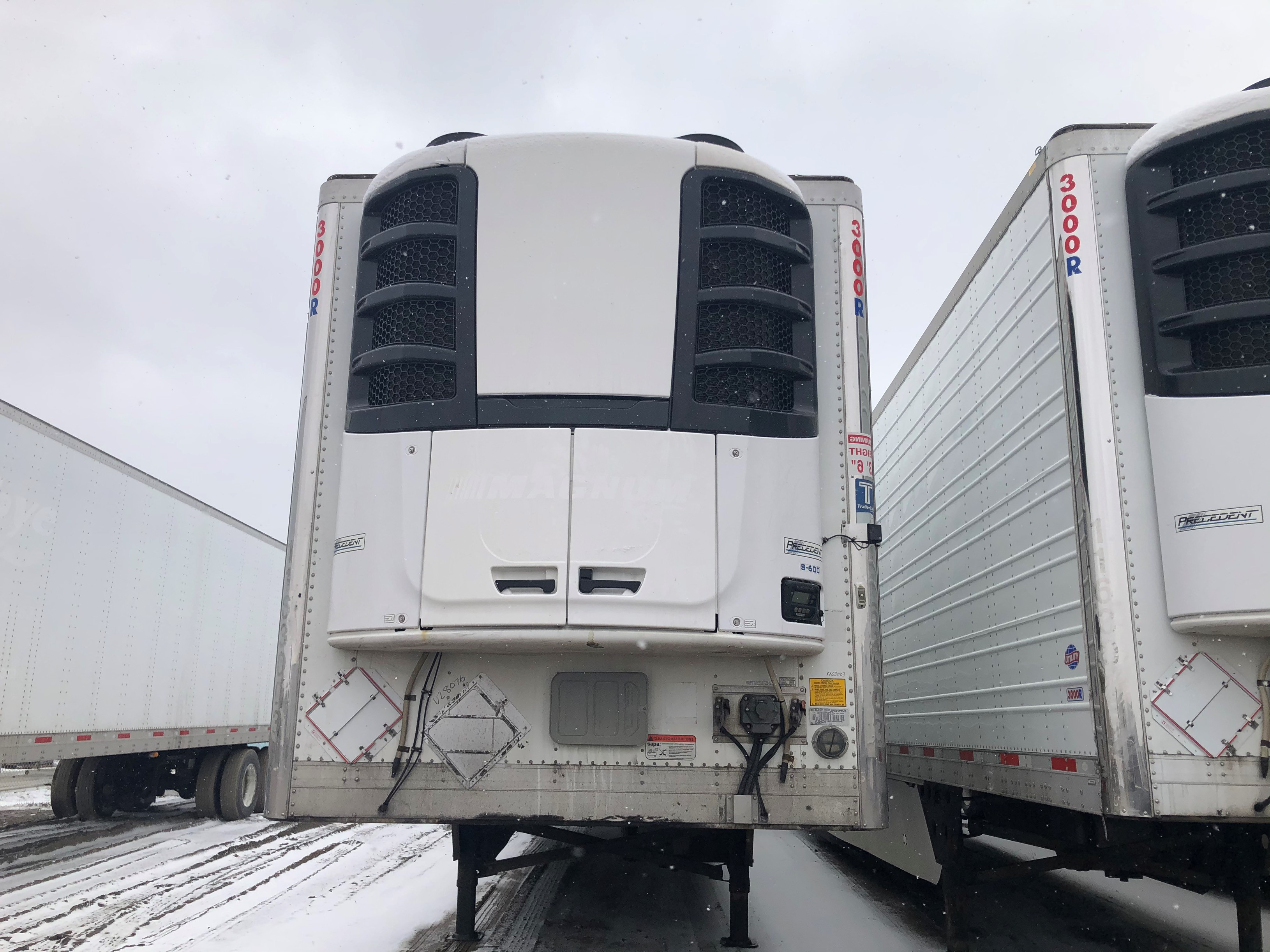 2016 UTILITY REEFER (USED Trailer)